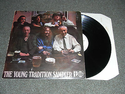 THE YOUNG TRADITION Sampler LP vinyl Transatlantic TRA SAM13 1969 UK 1st press