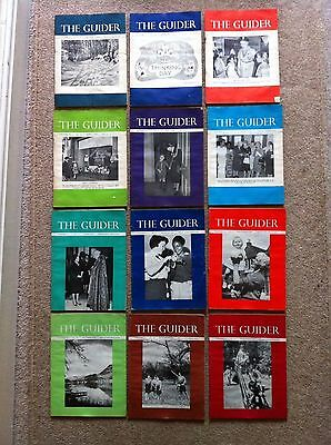 Girl Guides The Guider 1965