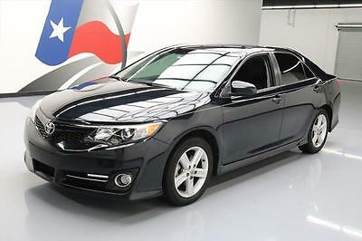 2012 Toyota Camry  2012 TOYOTA CAMRY SE SEDAN AUTO PADDLE SHIFTERS 63K MI #127999 Texas Direct Auto