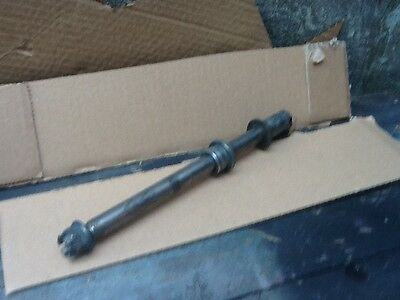 Honda  Goldwing Gl 1100    Rear    Axle  Assembly