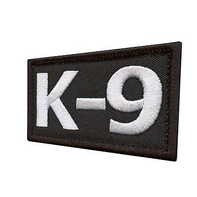 k-9 handler k9 dogs of war police dog army parche sew iron on patch