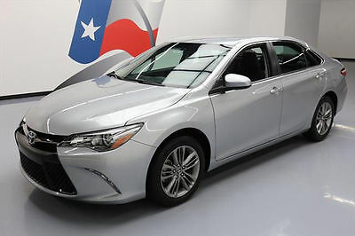 2016 Toyota Camry  2016 TOYOTA CAMRY SE REARVIEW CAM PADDLE SHIFT 14K MI #182710 Texas Direct Auto