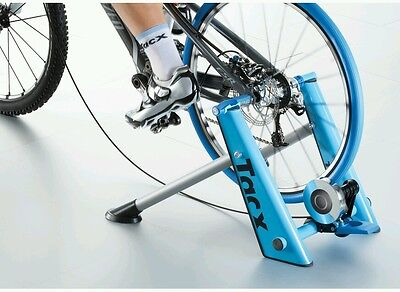 Tacx Blue Folding Turbo Trainer - Indoor Cycle Training