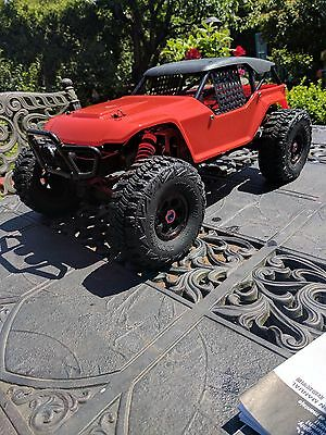 MUST SEE - Custom built Kyosho FO-XX VE - Brushless - 1/8 Scale off-road - RTR