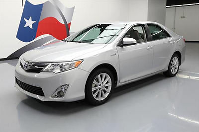 2013 Toyota Camry  2013 TOYOTA CAMRY LE HYBRID CRUISE CONTROL ALLOYS 31K #071137 Texas Direct Auto