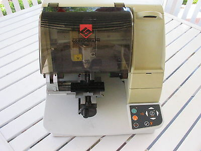 New Hermes Gravograph M20 3-Axis Engraving Machine