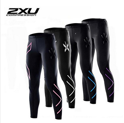 2XU Women Compression Fitness Tights Female Pants