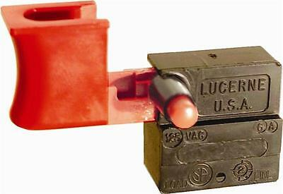74147 Lucerne USA Variable Speed Power Tool Trigger Switch 6a/125v w/Lock