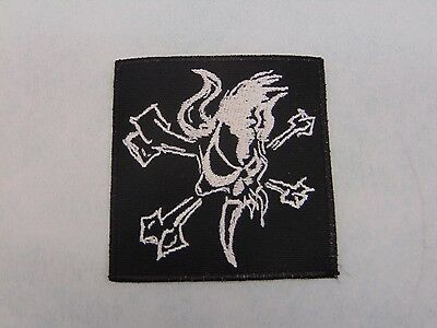 Metallica Embroidered patch IRON/SEW ON skull USA SELLER FAST DELIVERY