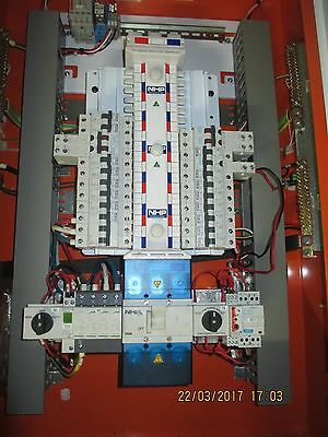 Nhp Electrical Distribution Board 250 Amp