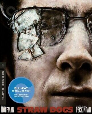 Straw Dogs (Criterion Collection) [New Blu-ray] 4K Mastering, Restored, Specia