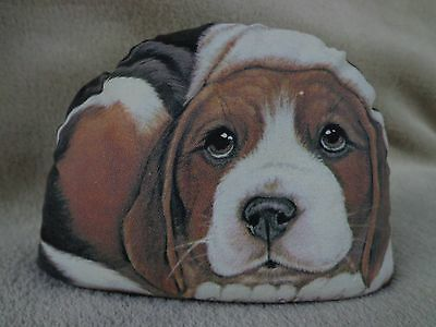 Beagle Pupper-Weight 2003 Leslie Anderson The Toy Works ~ FREE SHIPPING