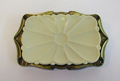 *** Vintage Amerock Carriage House * Classic * Wall Mount Soap Tray ***
