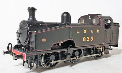"""Lner J50 Class """"635"""" Dcc Ready Hornby # R3324 Oo Scale Used"""