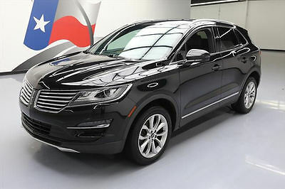 2015 Lincoln MKC  2015 LINCOLN MKC AWD ECOBOOST HTD LEATHER NAV REAR CAM  #J45901 Texas Direct