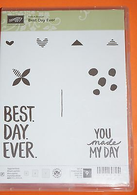 Stampin' Up! Best Day Ever - retired stamp set