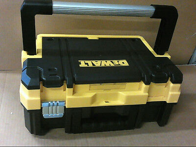 Dewalt Dwst17808 Metal Latch Tool Case With Top Organizer - Read