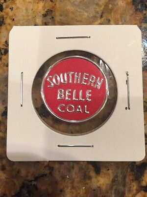 Southern Belle Coal Mining Scatter Tag