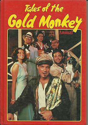 Tales of the Gold Monkey Annual 1983