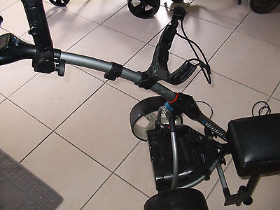 Motorcaddy S 1 Goes well Seat,Sand ring, Umb Holder,No Battery/charger
