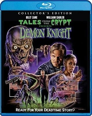 Tales from the Crypt Presents: Demon Knight [New Blu-ray] Collector's Ed, Wide