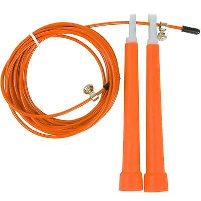 High speed Steel Wire Skipping Adjustable Jump Rope Fitness Equipment AG67