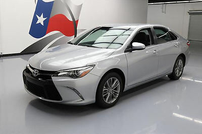 2016 Toyota Camry  2016 TOYOTA CAMRY SE REARVIEW CAM PADDLE SHIFT 17K MI #181532 Texas Direct Auto