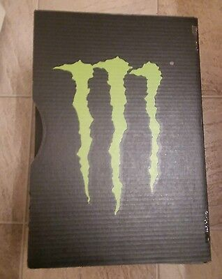 Monster Energy 24-16oz Can Collectible Cardboard EMPTY Box