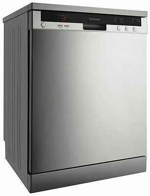NEW Westinghouse Stainless Steel Freestanding Dishwasher 2 Year WSF6606X