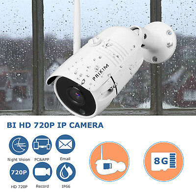 4X Outdoor Waterproof 1080P 2.0MP 3000TVL Day Night Vision CCTV Security Cameras