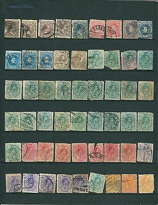 Espagne / Spain / Espana : Vrac 157 Stamps With Older 4 Scans