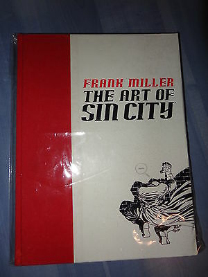 """The Art of Sin City"" Franck Miller"