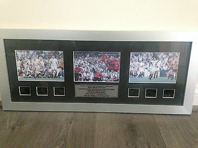 England Rugby World Cup 2003 Triptych - Limited Edition