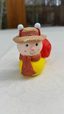 Sugarlump Studio Magic Roundabout Brian the Snail Collectable Figurine