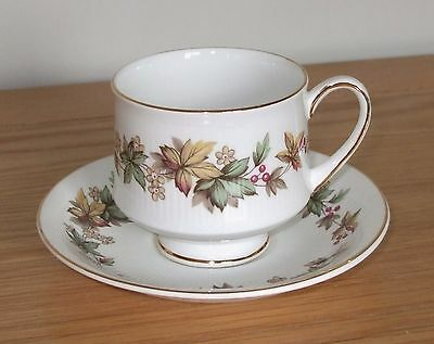 Royal Standard Lyndale tea cup and saucer