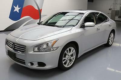 2013 Nissan Maxima  2013 NISSAN MAXIMA 3.5 S SEDAN SUNROOF BLUETOOTH 29K MI #820870 Texas Direct