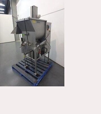 Biro Meat Mincer and Tub lifter - BIRO AFMG-24  (SAVE Thousands $$$)