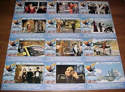 Rene Russo Rocky and Bullwinkle Spanish lobby card set 12 Jason Alexander