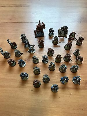 Warhammer40K  Space Marines 30x, Dreadnought X2