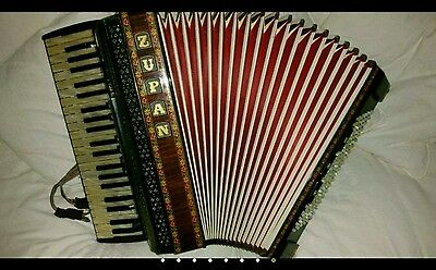 Piano Accordion Zupan Also Midi