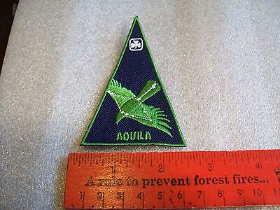 Canadian Girl Guides  Badge/Patch Aquila