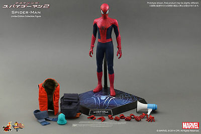 Hot Toys SPIDERMAN MMS244 1/6 The Amazing Spiderman 2