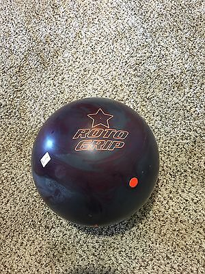 new Roto Grip pluto Bowling Ball Undrilled!! 15lb