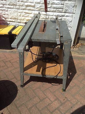 bench saw 240 volts
