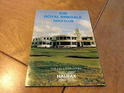 Golf Planner for The Royal Birkdale Golf Club