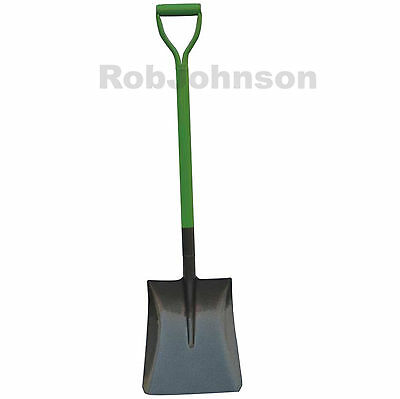 Heavy Duty Rust Proof carbon Steel Head Square Mouth Garden Digging Shovel Spade
