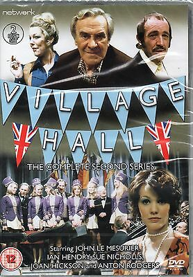 Village Hall - Series 2 (DVD, 2-Disc Set) New & Sealed