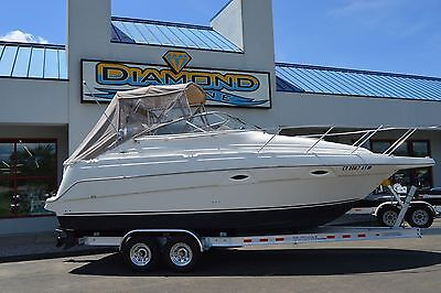 2001 Maxum 2400SCR Cruiser, Super Clean with Brand New Trailer