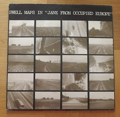 Swell Maps-Jane from occupied Europe LP with picture inner 1980