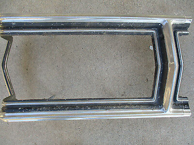 1974 1975 1976 Ford gran Torino LEFT Taillight housing bezel starsky and hutch